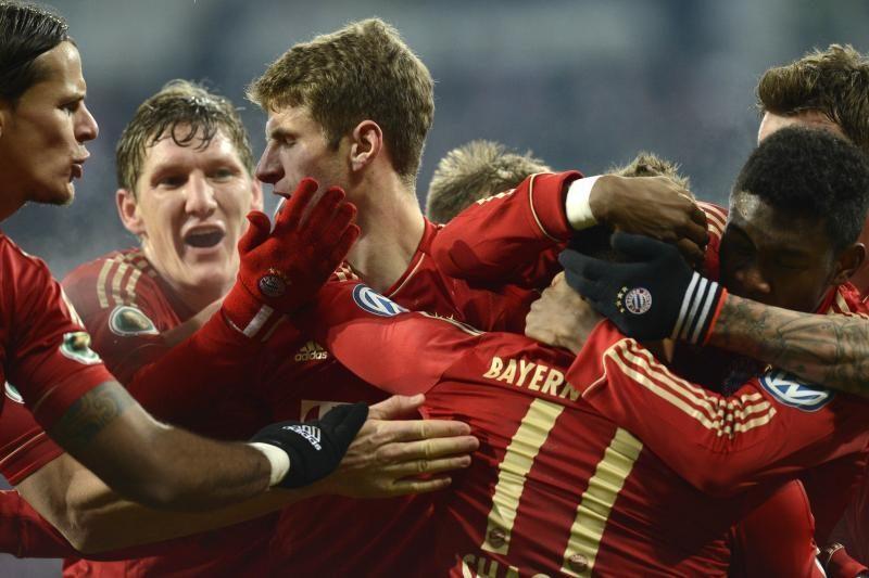 """Įspūdinga: """"Bayern"""" užsitikrino jau 23-čią šalies čempionų titulą"""