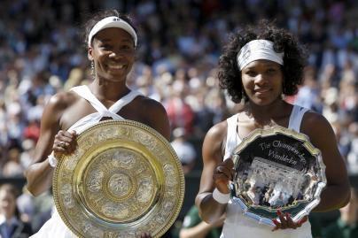 V.Williams laimėjo Vimbldono turnyrą