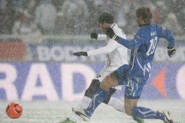 """""""Juventus"""" Europos lygą baigs grupių etape"""