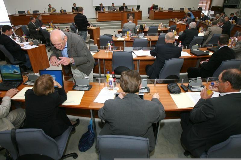 Tarybai prisistatė kandidatė į administracijos vadovo pavaduotojus