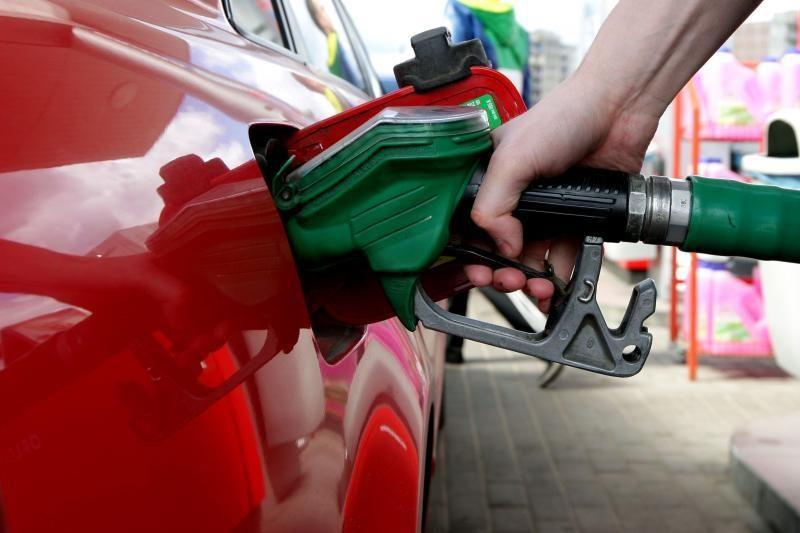 Atoslūgis: degalų importas       sumenko