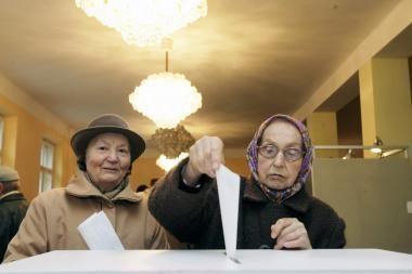 Seimo rinkimuose užfiksuota 12 pažeidimų