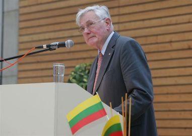 Darbą pradėjo naujasis Vokietijos ambasadorius