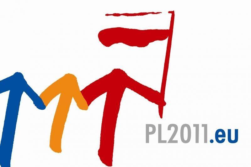 Žurnalistams pristatytas Lenkijos ir Danijos pirmininkavimas ES