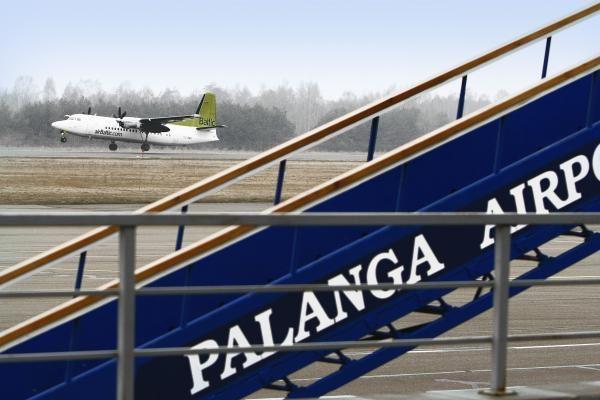 """""""airBaltic"""": skrydžiai iš Palangos pasiteisino"""