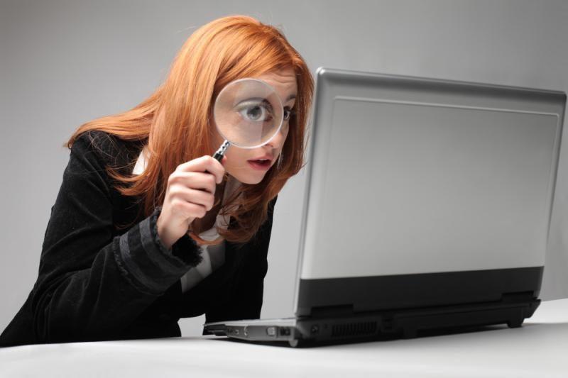 Ar įmanoma internete tapti nematomam?