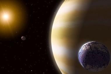 Atrasta į Žemę panašiausia planeta