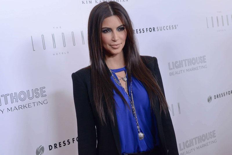 K. Kardashian atsiprašė dėl prieštaringai vertinamų žinučių