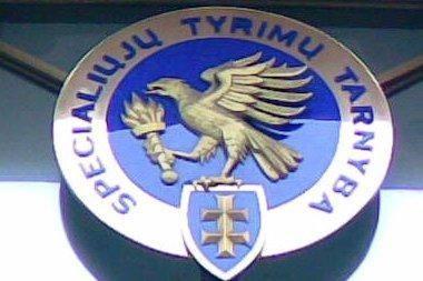 STT: dviejų bendrovių darbuotojai stos prieš teismą