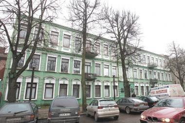 2-oji ligoninė bus prijungta prie Raudonojo Kryžiaus ligoninės