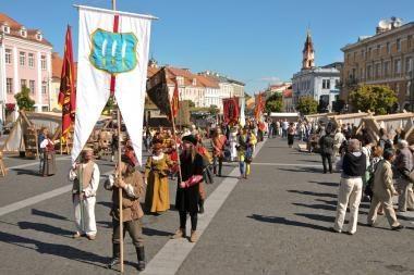 Paskutinį vasaros savaitgalį Vilniuje vyks Baltramiejaus mugė (programa)