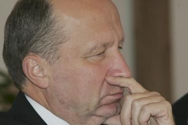 Vyriausybės programą  A.Kubilius teiks penktadienį