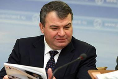 Rusijos gynybos ministras: Gruzijos puolimas dabar būtų atremtas greičiau nei per 5 dienas