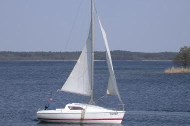 Lietuvių ir latvių jachtoje - 35 kilogramai kokaino