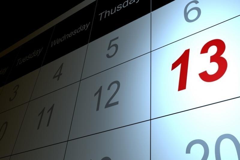 Ar penktadienis, 13-oji, iš tiesų nesėkminga diena?