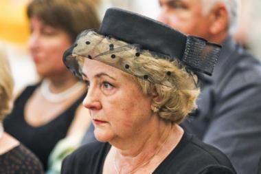 K.Brazauskienė: ateityje paliksiu Prezidento rezidenciją