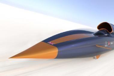 Naujas greičio fanatikų tikslas - 1600 km/val.