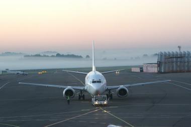 Vilniaus oro uostas Rygai - ne konkurentas?