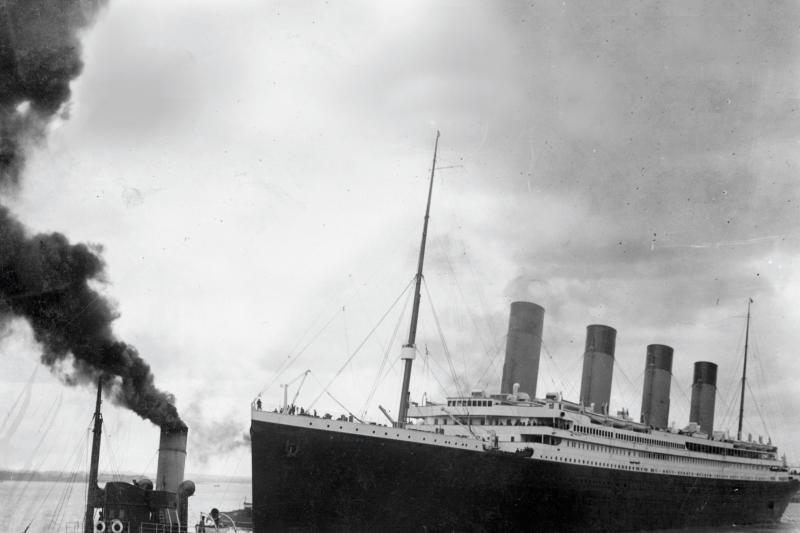 """""""Titaniko"""" kopija sulaukė didelio potencialių keleivių susidomėjimo"""