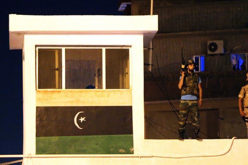 JAV konsulatas Libijoje veikė ir kaip CŽV operacijų bazė