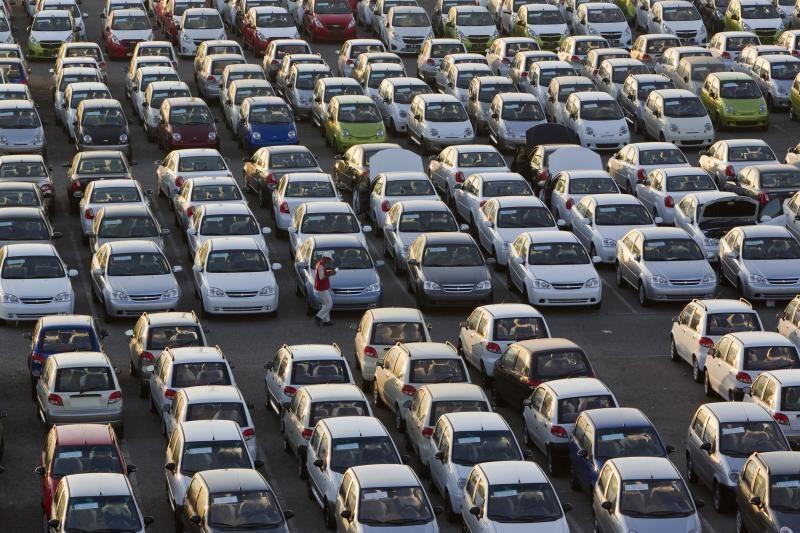 Automobilių rinkoje – pardavimų rekordai
