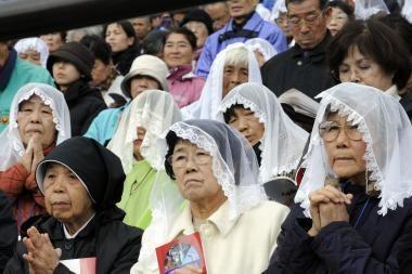 Japonijoje – masinė beatifikacija