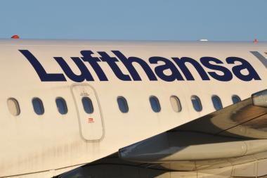 """""""Lufthansa"""" pripažinta pirmaujančia Europos oro linijų bendrove"""