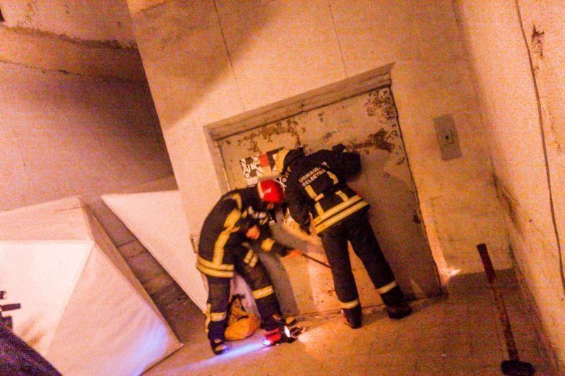 Krytis į lifto šachtą: kalti patys nukentėjusieji?