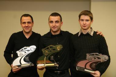 """Vytautas Švedas - """"Lietuvos lenktynininkas 2008"""