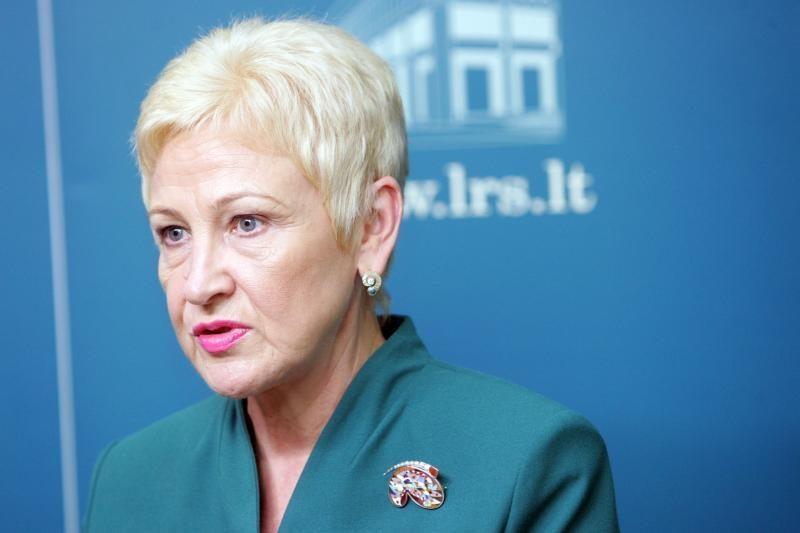 JAV Kongreso vadovas priėmė I.Degutienės kvietimą atvykti į Lietuvą
