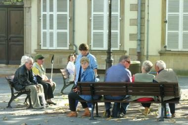 Sausį pensijos nevėluos