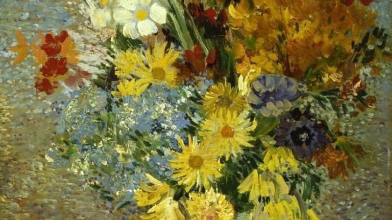 Mokslininkai nustatė, kodėl V. van Gogho paveikslas keičia spalvą