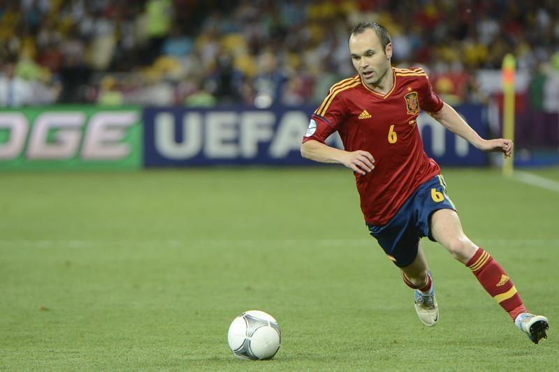 Simbolinėje Europos čempionato rinktinėje - net dešimt ispanų