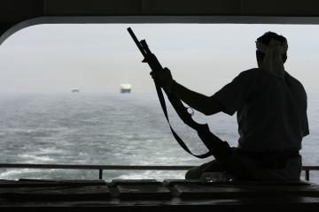 Lietuvių gali būti tarp 12 jūreivių, pagrobtų prie Nigerijos krantų (papildyta)