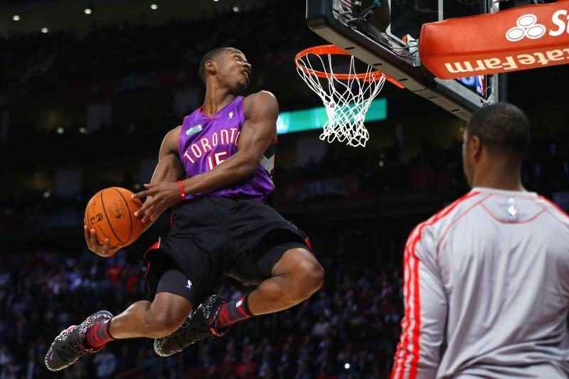 NBA dėjimų konkurse – įspūdingas J. Valančiūno ekipos draugo triumfas