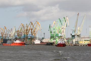 D.Grybauskaitė: JAV krovinių tranzitas per Klaipėdos uostą - labai naudingas komerciškai