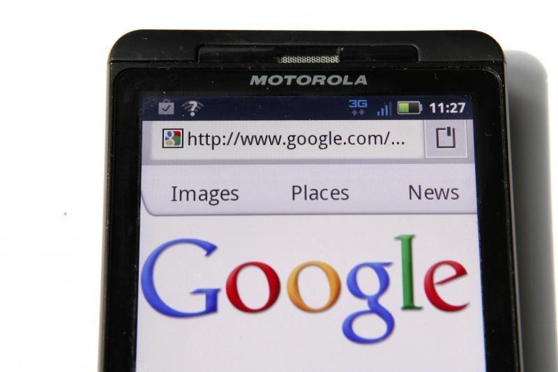 """Amerikietis pareikalavo atimti iš """"Google"""" jos prekės ženklą"""