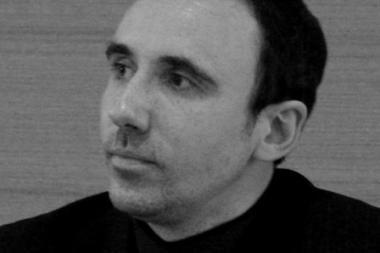 Kandidatu į kultūros ministrus įvardytas A.Gelūnas sako pasitikintis savimi