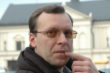Klaipėdos konservatorius į savivaldos rinkimus ves N.Puteikis