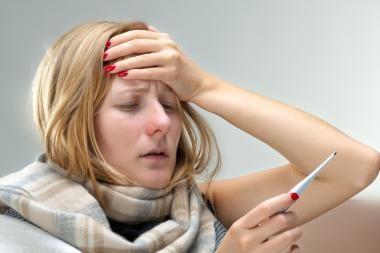 Klaipėdos rajone atšaukta gripo epidemija