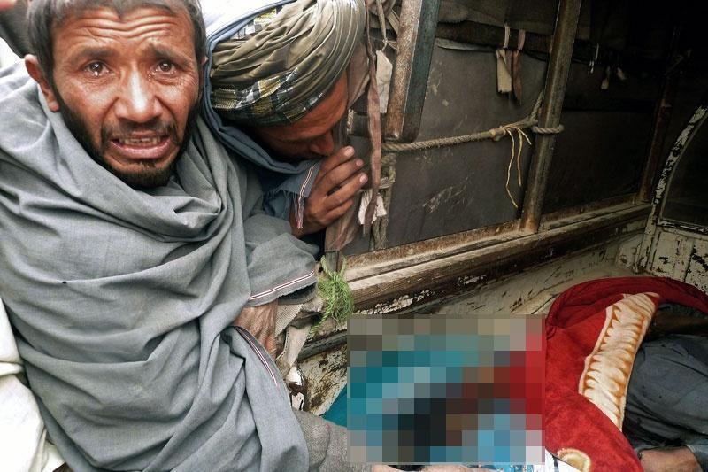 16 žmonių Afganistano kaimuose nušovė JAV armijos seržantas