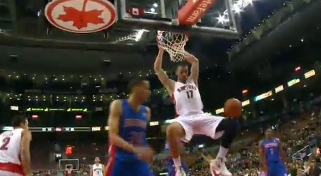 """NBA: J.Valančiūnas pateko į """"Raptors"""" starto penketą"""
