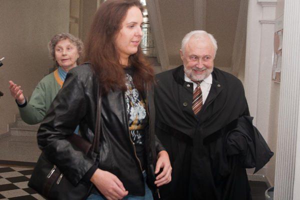 Terorizmu kaltinama E.Kusaitė planavo vykti į Maskvą (atnaujinta)
