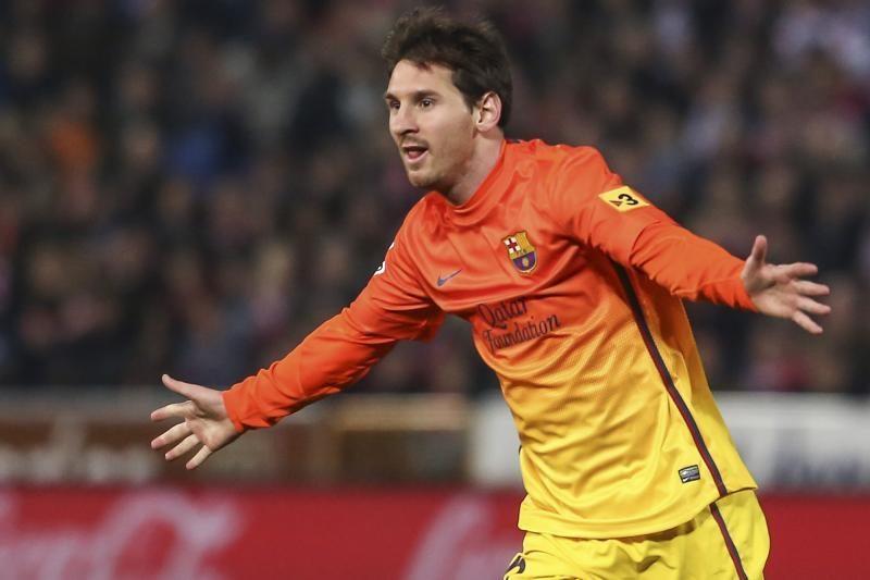 "L. Messi: ""Barcelona"" nebus mano paskutinis klubas"
