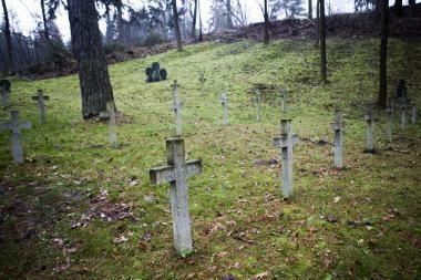 Vilniaus Antakalnio kapinėse iškils paminklas šimtus žydų išgelbėjusiam austrų didvyriui