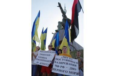 Kijevo diplomatai metė kaltinimus Rusijai