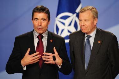 D.Grybauskaitė: nauja NATO strateginė koncepcija garantuos didesnį saugumą Lietuvai