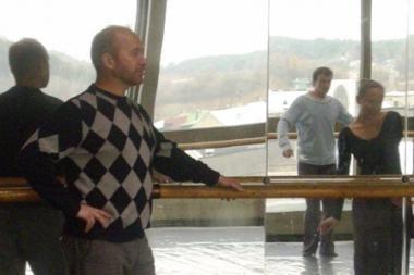 J.Smorigino balete - netikėti atlikėjai ir slaptos moters aistros