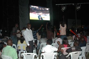 Futbolo aistruoliai Ugandoje pateko į teroristų spąstus