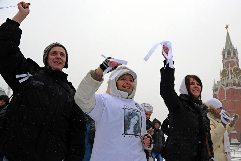 """Rusijos pareigūnai atliko kratą """"Human Rights Watch"""" Maskvos biure"""